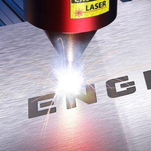 laser engraving etching