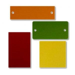 Aluminum Custom Blank Tags & Plates