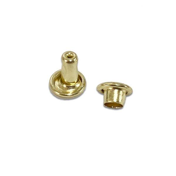 Brass Quick Rivets